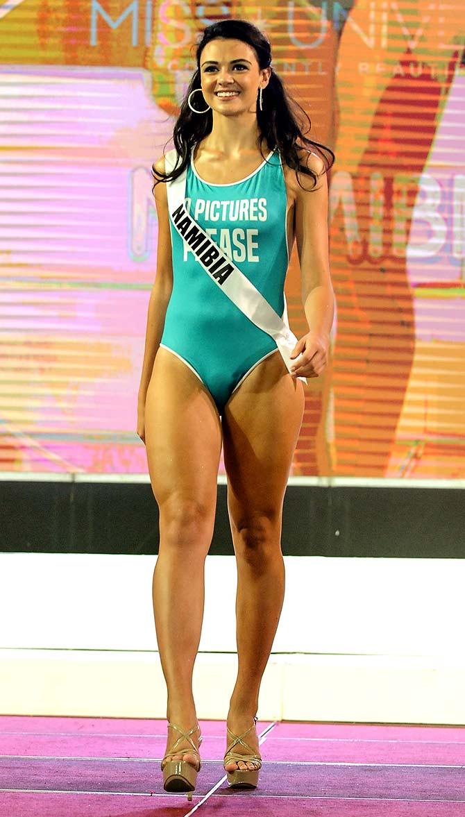 Miss Namibia