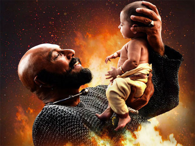 The Baahubali story is not over    yet! - Rediff com movies