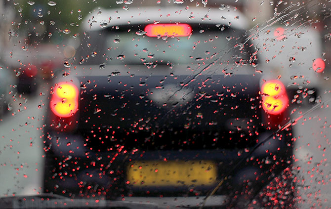 The 7 best driving tips for monsoon