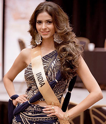 Latest News from India - Get Ahead - Careers, Health and Fitness, Personal Finance Headlines - Miss India Grand scores 97.25 per cent