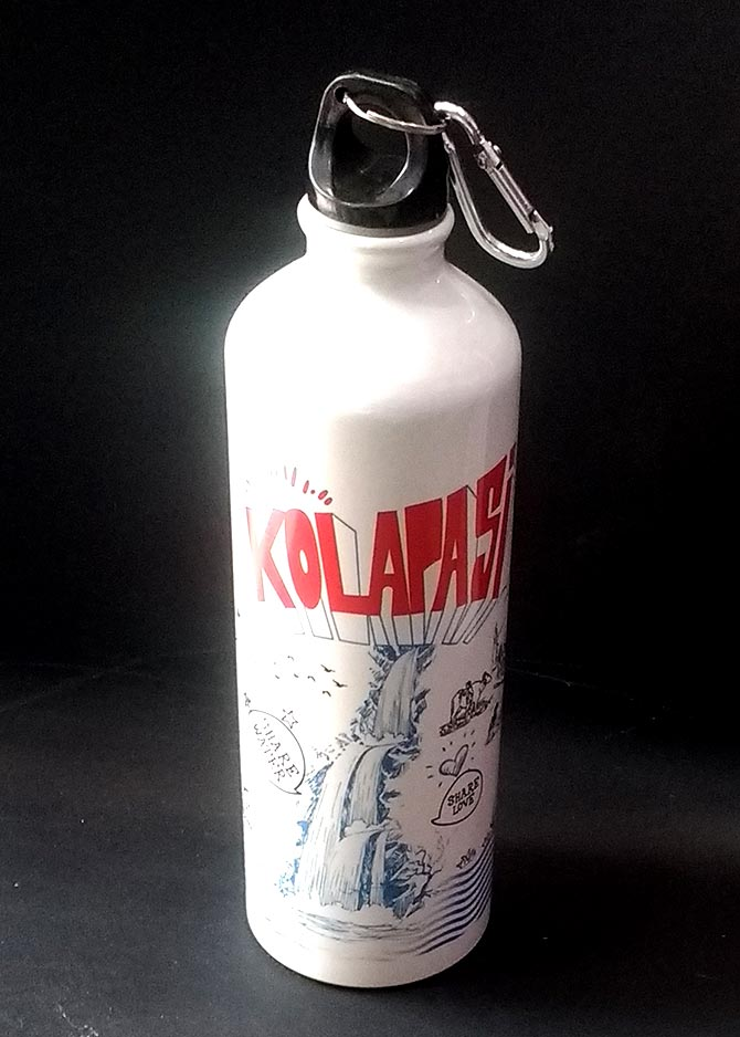 The Kolapasi bottle