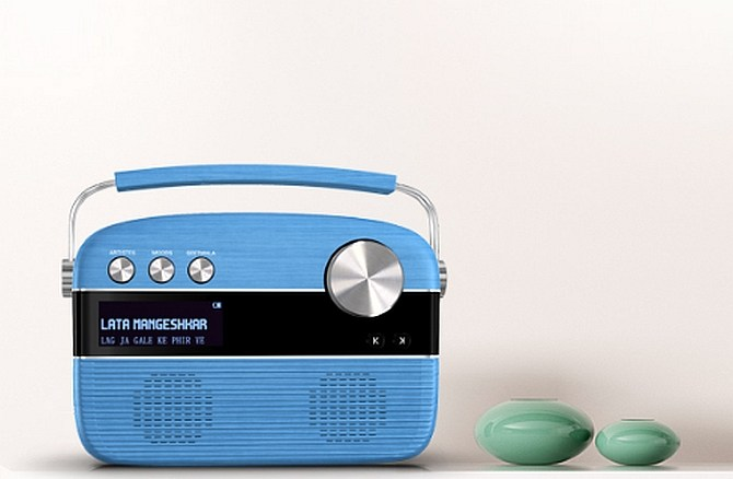 Saregama Carvaan: Nostalgic digital jukebox - Rediff com Get