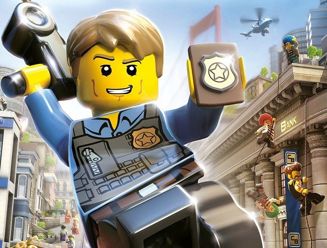 Fighting crime, Lego style - Rediff.com Get Ahead