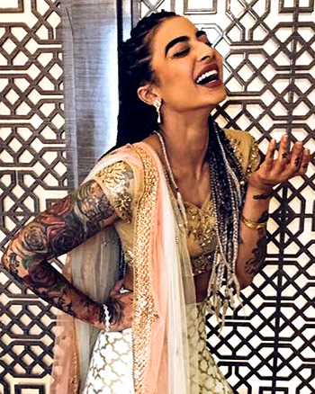Latest News from India - Get Ahead - Careers, Health and Fitness, Personal Finance Headlines - StyleDiaries: Like Bani J's traditional look?