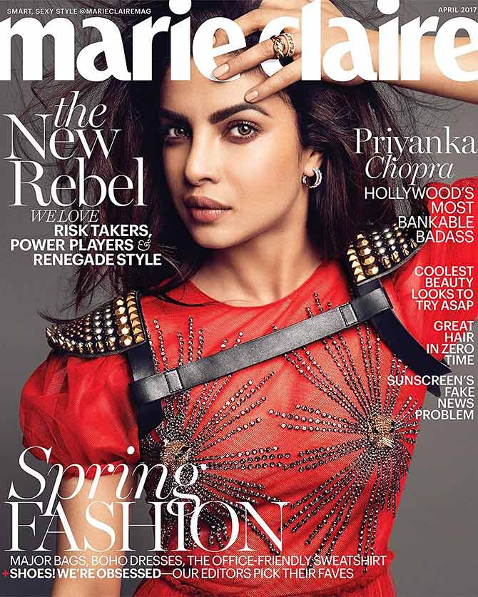 Latest News from India - Get Ahead - Careers, Health and Fitness, Personal Finance Headlines - Priyanka is living her 'American dream'
