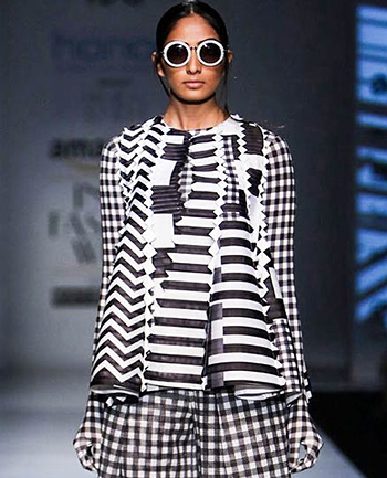 Latest News from India - Get Ahead - Careers, Health and Fitness, Personal Finance Headlines - #AIFW: Off-duty styles on the ramp