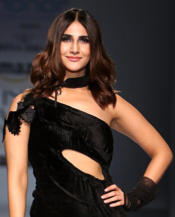 Latest News from India - Get Ahead - Careers, Health and Fitness, Personal Finance Headlines - Vaani Kapoor is a black empress