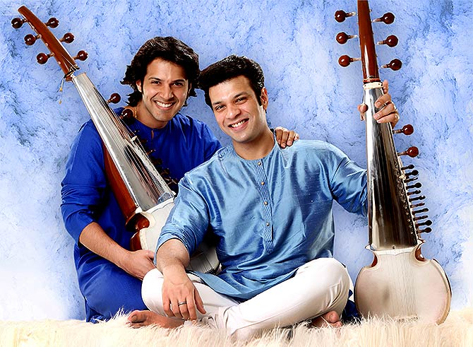 Latest News from India - Get Ahead - Careers, Health and Fitness, Personal Finance Headlines - The Sarod Brothers and their Erod