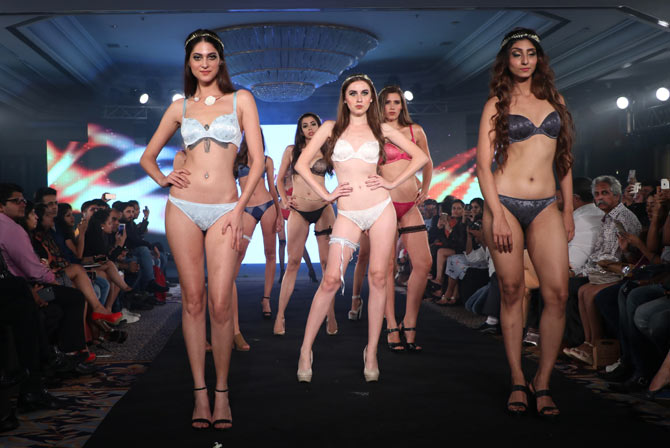 Triumph fashion show 2018 india 27