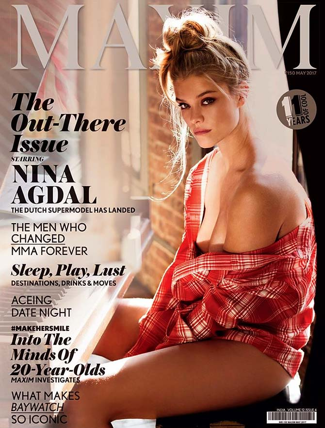 Who's the hottest May covergirl? - Rediff com Get Ahead
