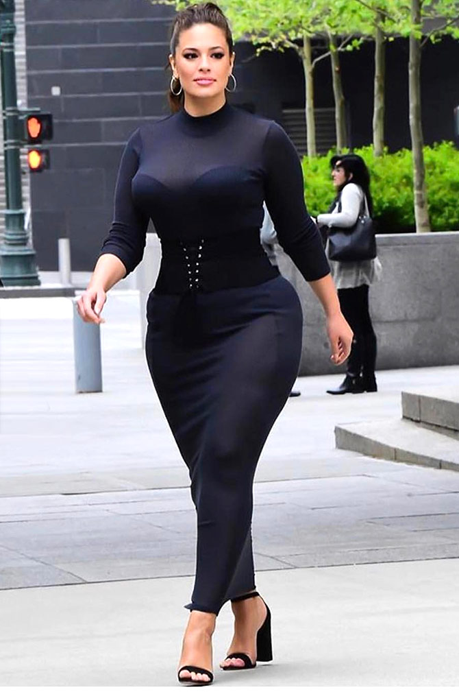 d9f8473d462 Wear what you want  says Ashley Graham - Rediff.com Get Ahead