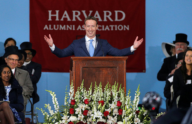 Latest News from India - Get Ahead - Careers, Health and Fitness, Personal Finance Headlines - How Mark Zuckerberg founded Facebook and his purpose in life