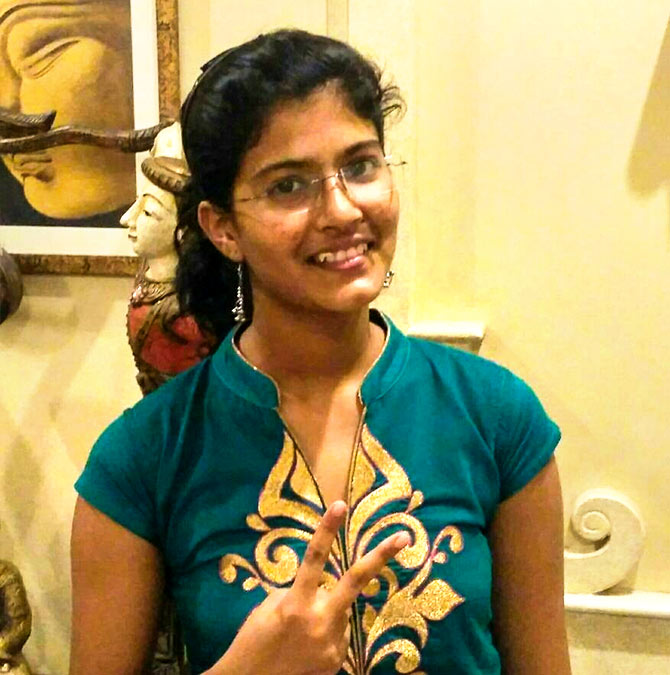 Latest News from India - Get Ahead - Careers, Health and Fitness, Personal Finance Headlines - 'I believed in my abilities': ICSE topper Muskan Pathan