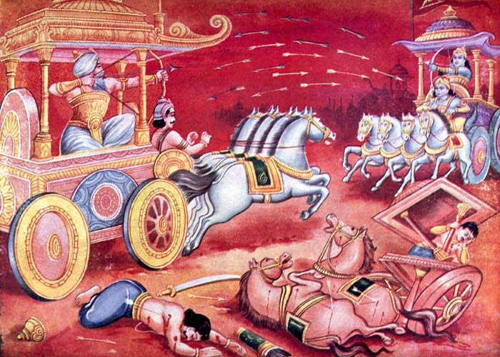 Life lessons from the Mahabharata