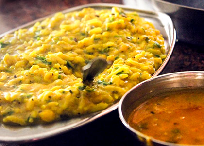 Tell us how your mom prepared khichdi