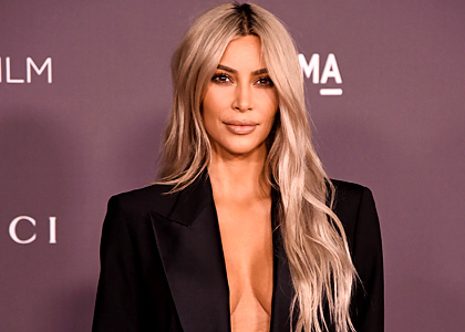 Latest News from India - Get Ahead - Careers, Health and Fitness, Personal Finance Headlines - Kim Kardashian goes shirtless on the red carpet