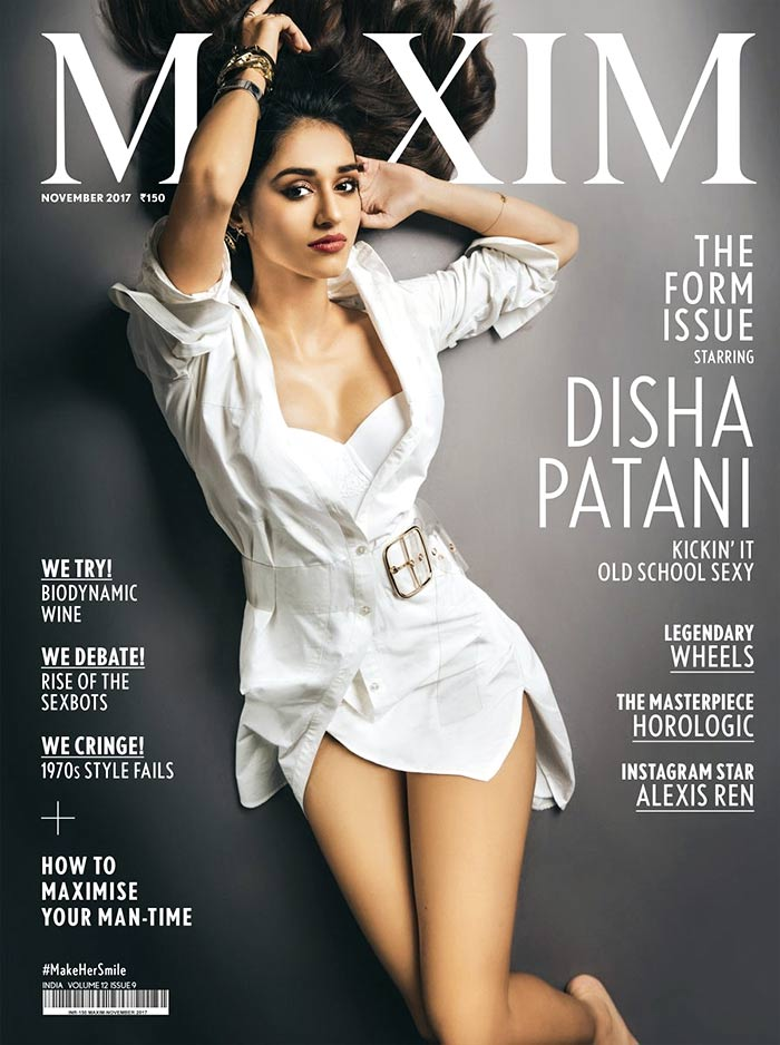 Latest News from India - Get Ahead - Careers, Health and Fitness, Personal Finance Headlines - Disha Patani's cover will make you sweat