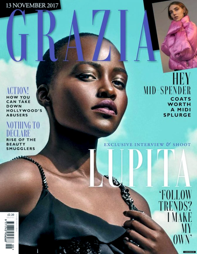 Latest News from India - Get Ahead - Careers, Health and Fitness, Personal Finance Headlines - Why is Oscar winner Lupita Nyong'o upset?