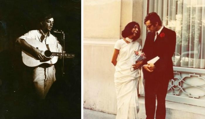 Parents of Radhika Jones
