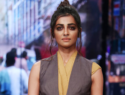 Latest News from India - Get Ahead - Careers, Health and Fitness, Personal Finance Headlines - Brave, bold, beautiful: Radhika Apte never looked better