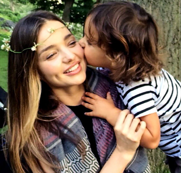 Latest News from India - Get Ahead - Careers, Health and Fitness, Personal Finance Headlines - 8 pix that prove why Miranda Kerr is an awesome mom