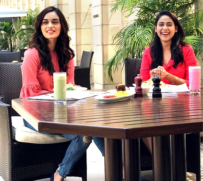 Manushi Chhillar and Namami