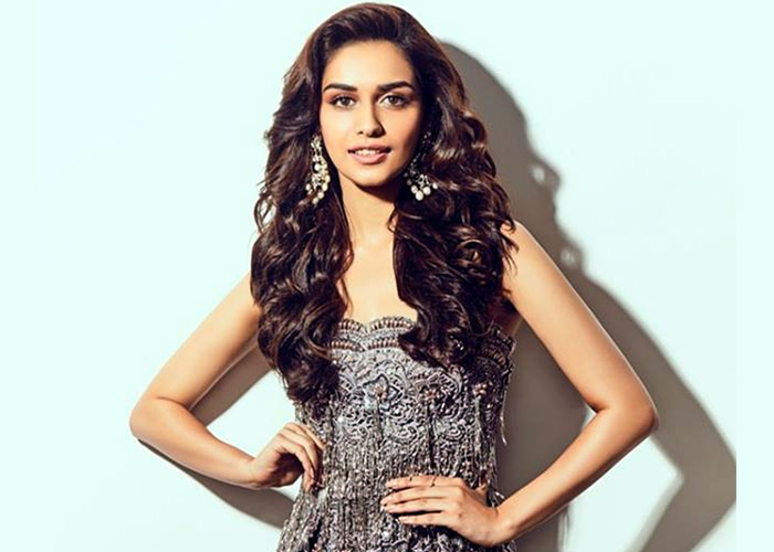 Miss World Manushi Chhillar