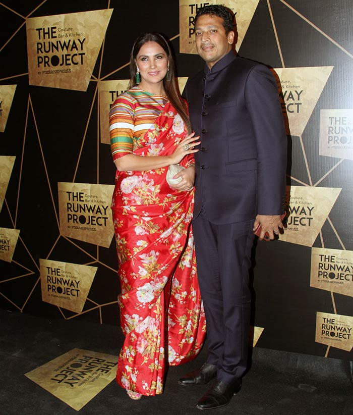 Lara Dutta and Mahesh Bhupati