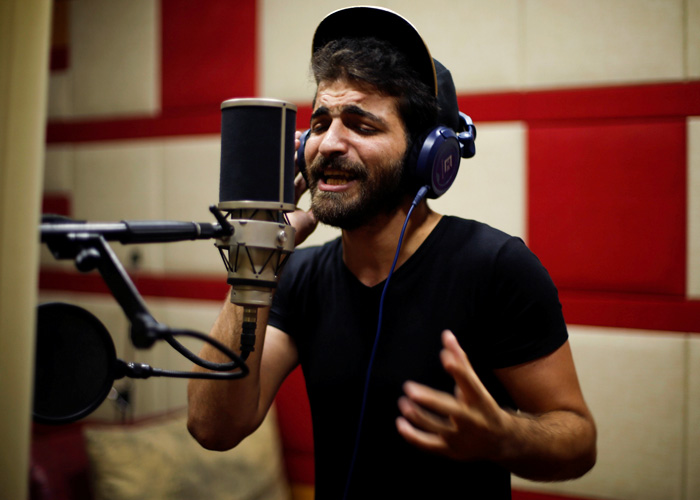 Latest News from India - Get Ahead - Careers, Health and Fitness, Personal Finance Headlines - Why is this rapper from Gaza singing songs of unemployment?