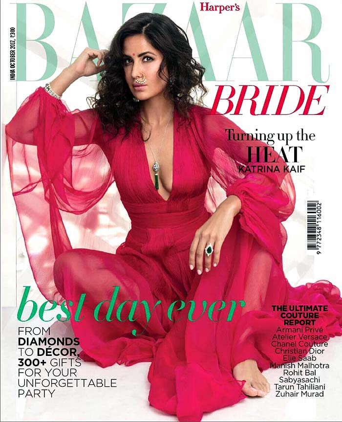Latest News from India - Get Ahead - Careers, Health and Fitness, Personal Finance Headlines - #Drool! Katrina's cover will drive away all weekend blues