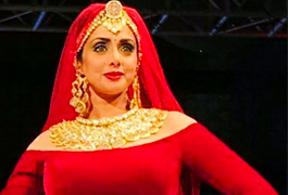 Latest News from India - Get Ahead - Careers, Health and Fitness, Personal Finance Headlines - Roll out the red carpet, Sridevi is here!