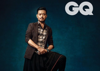 Latest News from India - Get Ahead - Careers, Health and Fitness, Personal Finance Headlines - The sexiest thing you will see today! Irrfan Khan in a skirt