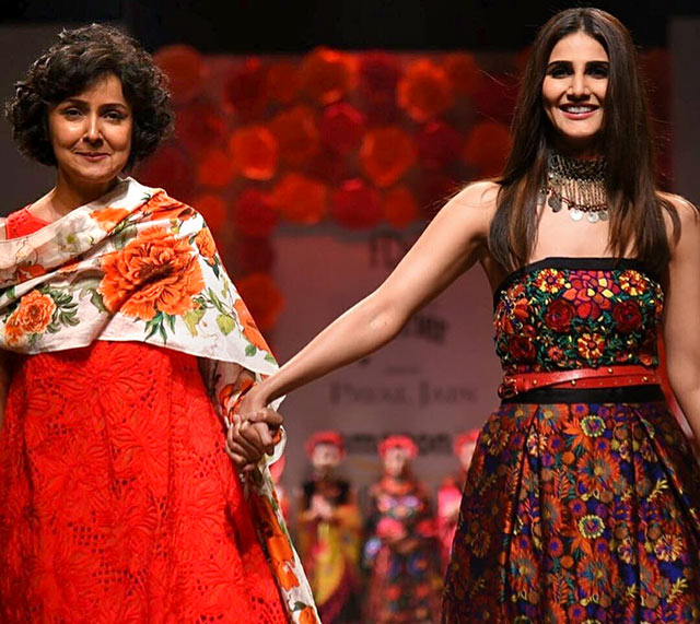 Latest News from India - Get Ahead - Careers, Health and Fitness, Personal Finance Headlines - Stunning! Vaani Kapoor redefines bohemian fashion