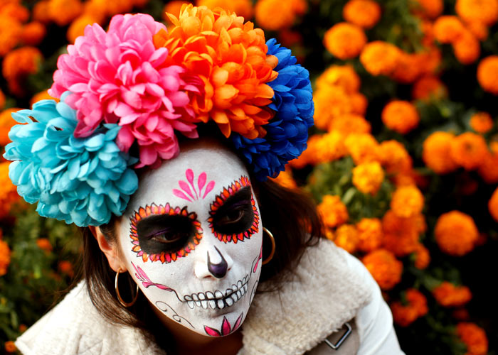 Parade of the dead