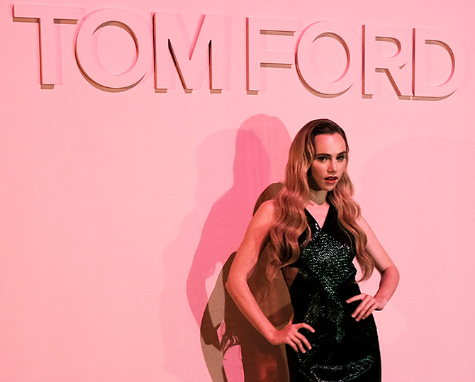 Tom Ford Fashion Show