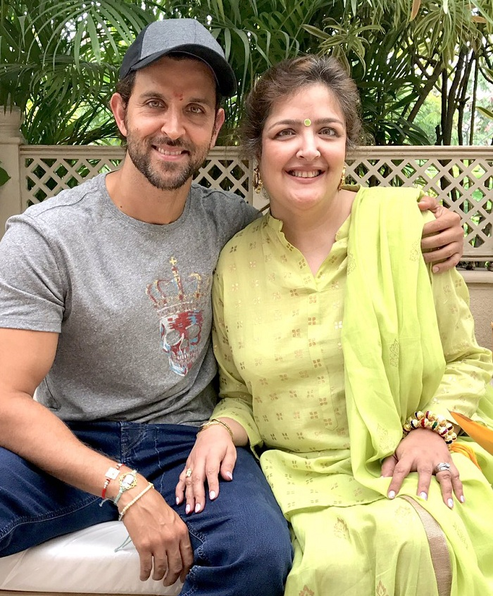 Hrithik Roshan sister Sunaina Roshan weight loss Bariatric surgery