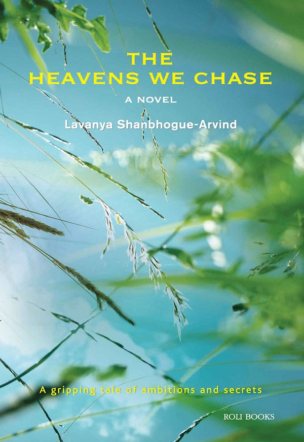 Book cover of The heavens We Chase