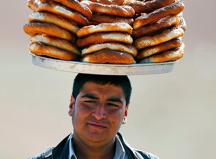 Turkish street food