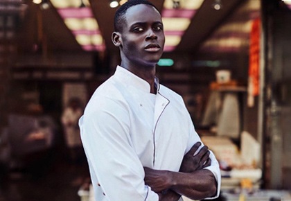This 26-yr-old model chef is cooking up a storm