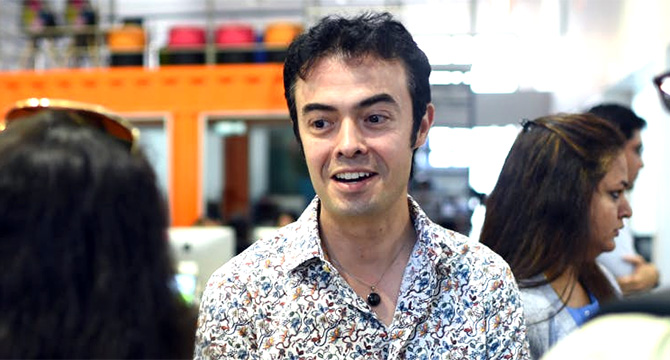 Orkut founder about Hello's plans in India