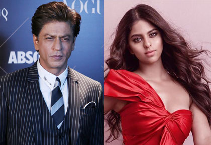 Latest News from India - Get Ahead - Careers, Health and Fitness, Personal Finance Headlines - Hello Suhana! Shah Rukh Khan's daughter makes mag debut