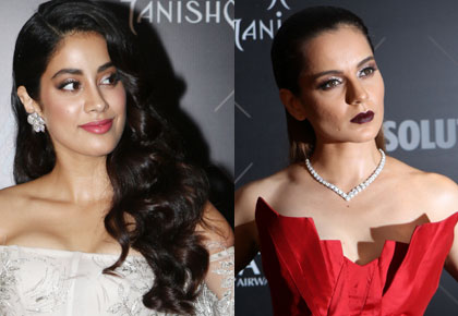 Latest News from India - Get Ahead - Careers, Health and Fitness, Personal Finance Headlines - Janhvi, Kangana, Katrina: Meet the winners of the Vogue Beauty Awards