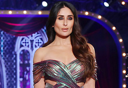 Kareena just gave us the hottest LFW finale
