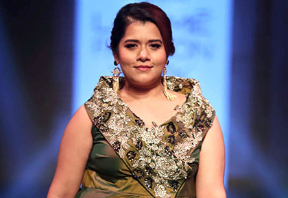 Hit or Miss? Narendra Kumar designs for Shikha Talsania