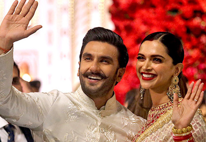 Deepika-Ranveer, Kareena-Saif at Isha Ambani's wedding