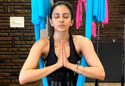 Latest News from India - Get Ahead - Careers, Health and Fitness, Personal Finance Headlines - Rakul Preet's inspiring weight loss proves being fit is the new sexy