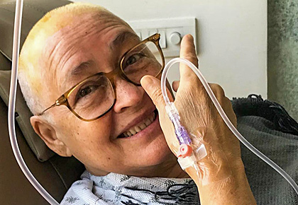 Latest News from India - Get Ahead - Careers, Health and Fitness, Personal Finance Headlines - What is ovarian cancer? The silent killer that Nafisa Ali is fighting
