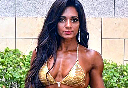 Latest News from India - Get Ahead - Careers, Health and Fitness, Personal Finance Headlines - Chubby at 29, Fit at 41: Meet body builder Sonali Swami