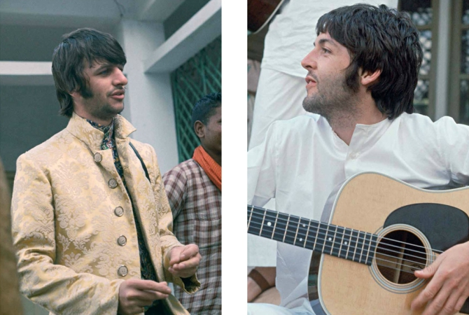 Beatles in India: 50 years