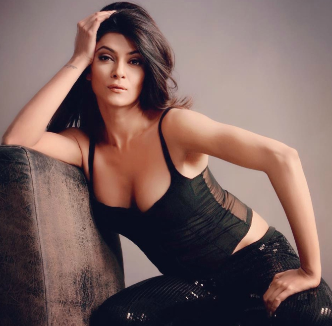 Latest News from India - Get Ahead - Careers, Health and Fitness, Personal Finance Headlines - Sushmita Sen is not done yet!